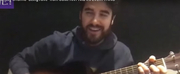 "VIDEO: Darren Criss Performs Acoustic ""Being Alive\"" For THE ROSIE O\"