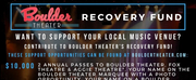 Z2 Entertainment Venues Launch Recovery Funds Photo