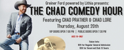 The Casper Events Center Presents THE CHAD COMEDY HOUR Photo