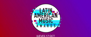 LATIN AMERICAN MUSIC AWARDS Celebrates 5th Anniversary on October 17