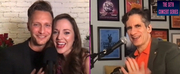 Exclusive: Laura Osnes and Husband Sing from ALADDIN! Photo