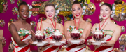 Photo Flash: Rockettes Unveil Limited-Edition Rockettes Raspberry Frrrozen Hot Chocolate at Serendipity 3