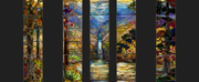 Art Institute Of Chicagos Tiffany Stained Glass Window On View May 27 Photo