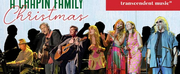 Patchogue Theatre Presents A CHAPIN FAMILY CHRISTMAS