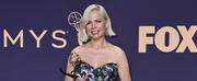 Michelle Williams recibe el Emmy por FOSSE/VERDON
