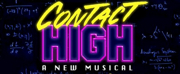 CONTACT HIGH: A NEW MUSICAL Announces Full Cast Including Johnny Rabe