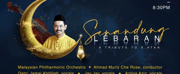 Senandung Lebaran - A Tribute To S. Atan Will Be Performed by Malaysian Philharmonic Orche Photo