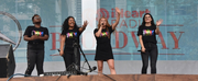 VIDEO: Watch Highlights from Broadway in Bryant Park with DIANA, SIX, MRS. DOUBTFIRE, and
