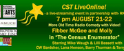 CST LiveOnline! Presents FIBBER MCGEE AND MOLLY Photo