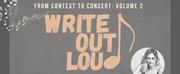 54 Below Presents Taylor Loudermans WRITE OUT LOUD Vol. 2