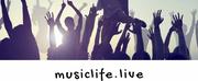 MUSICLIFE.LIVE  DA UNIDEA DI ASTRALMUSIC  - Comunicato Stampa Photo