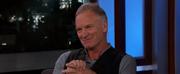 VIDEO: Sting Talks THE LAST SHIP on JIMMY KIMMEL LIVE!
