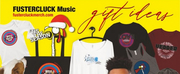 Fustercluck Hits the Holiday Season with Gifts that Give Back to Music Photo