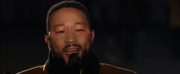 VIDEO: John Legend Performs at Inauguration Celebration Photo