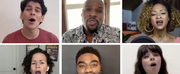 VIDEO: Jelani Alladin, Krysta Rodriguez, Mandy Gonzalez, and More Sing Go The Distance Fro Photo