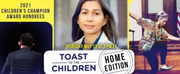 Mauricio Martinez, Kyle Taylor Parker and Brynn Williams to Take Part in TOAST TO THE CHIL Photo