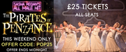 Sasha Regan Offers £25 Tickets to THE PIRATES OF PENZANCE Photo