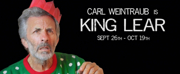 KING LEAR Opens In Brand Park On September 26
