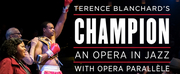 SFJAZZ And Opera Parallèle Present Exclusive On-Demand Broadcast Of CHAMPION - AN O Photo