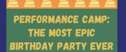 Maples Repertory Theatre Will Host Workshop for Musical THE MOST EPIC BIRTHDAY PARTY EVER