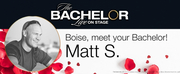 THE BACHELOR LIVE ON STAGE At the Morris Center Announces Local Bachelor