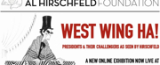 Al Hirschfeld Foundation Presents Online Exhibition, West Wing Ha! - Presidents & Thei Photo