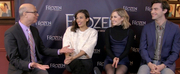 BWW TV: Chill Out with the New Stars of FROZEN- Ciara Renee, McKenzie Kurtz & Ryan McCartan!