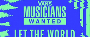 Vans Launches Musicians Wanted Global Music Competition Photo