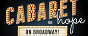 The Ashley Lauren Foundation Presents CABARET FOR HOPE With Special Guest Constantine Maroulis