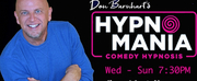 HYPNOMANIA Las Vegas Presents A Rotating Cast Of Top Hypnotists Nightly