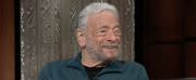 VIDEO: Stephen Sondheim Talks New Musical and Reveals the Title