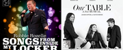 New and Upcoming Releases For the Week of June 22 - Robbie Rozelle, OUR TABLE With Melissa Photo
