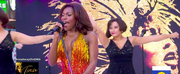 VIDEO: Nkeki Obi-Melekwe Performs TINA Medley on GMA