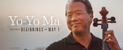 Dreamstage + Audible Present Yo-Yo Ma In Recital May 1 Photo