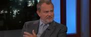 VIDEO: Watch Hugh Bonneville Talk About His Mom & DOWNTON ABBEY on JIMMY KIMMEL LIVE!