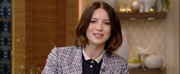 VIDEO: Caitriona Balfe Talks About Starting Acting at 30 on LIVE WITH KELLY AND RYAN