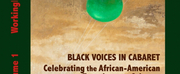 Illinois Arts Council Supports Launching Of Black Voices In Cabaret Photo