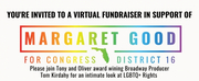 Broadway Producer Tom Kirdahy Hosts Fundraiser For Margaret Good, Featuring Sarah Silverma Photo