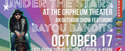 The Bayou Bandits Will Perform as Part of the Orpheum Theaters Under the Stars Series Photo