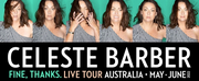 Celeste Barber Adds New Dates to FINE, THANKS Tour