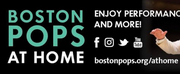 Keith Lockhart and Boston Pops Perform Pomp and Circumstance Tonight in Massachusetts Comm Photo