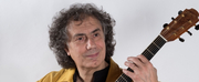 Knoxville Guitar Society Proudly Presents French-Algerian Guitar Master Pierre Bensusan