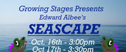 SEASCAPE By Edward Albee To Be Presented  By Growing Stages This Month