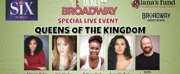 Stars Of SIX Join E-Ticket To Broadway Live Show Photo