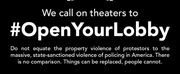 Here is a List of Washington D.C. Theaters Whose Doors Are Open to Protesters