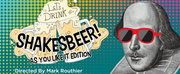 Orlando Shakes in Partnership with UCF Presents VIRTUAL SHAKESBEER: AS YOU LIKE IT EDITION Photo