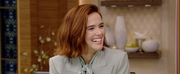 VIDEO: Zoey Deutch Talks BUFFALOED on LIVE WITH KELLY AND RYAN