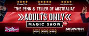 ADULTS ONLY MAGIC SHOW Will Be Performed at Melbourne Magic Festival This July Photo