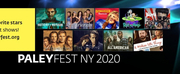 The Paley Center for Media Announces 8th Annual PALEYFEST NY Photo