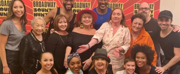 Photo Flash: Annie Golden Visits With ORANGE IS THE NEW BLACK Buddies At BROADWAY BOUNTY H Photo